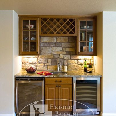 Find This Pin And More On Ideas For Our Wet Bar . . . By Accolker. Small  Basement ...