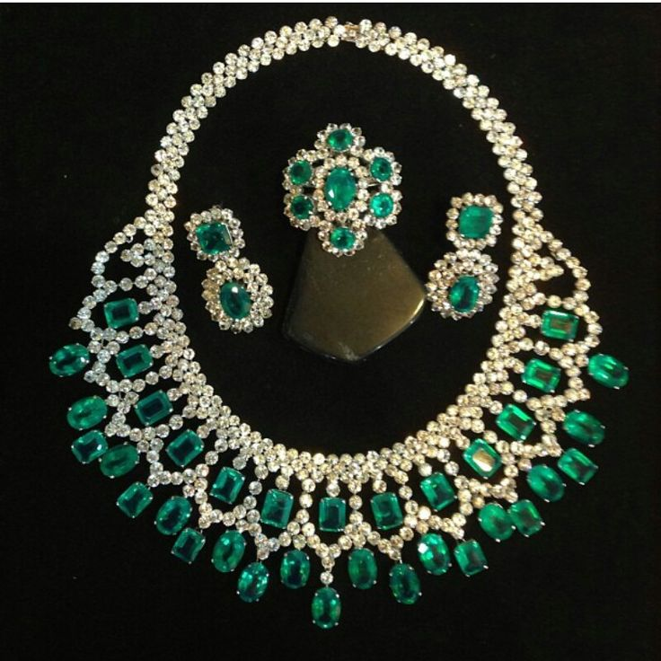 Magnificent jewels from the Royal Secret Collection from Thailand.