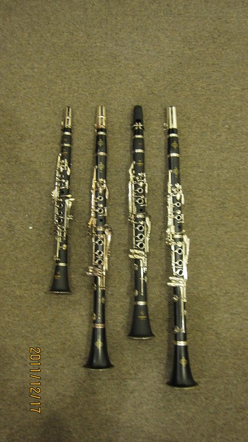 Clarinets by minhtu, via Flickr