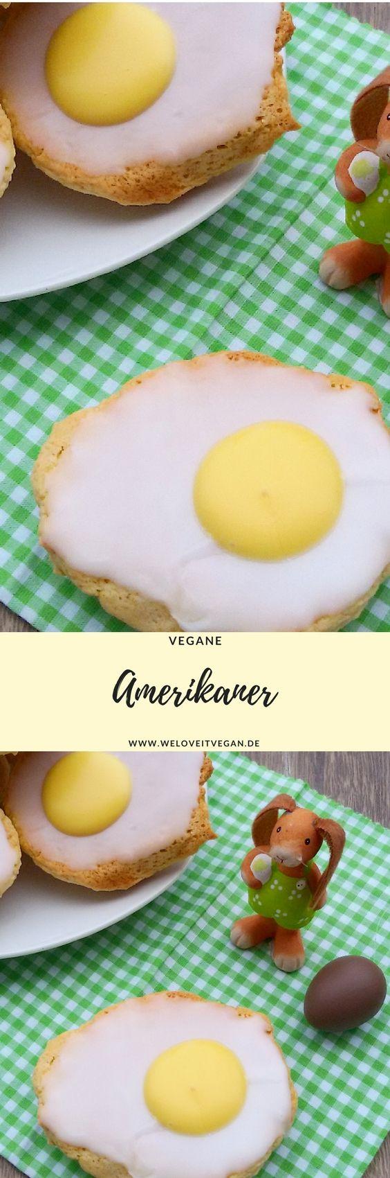 Lust auf vegane Amerikaner?