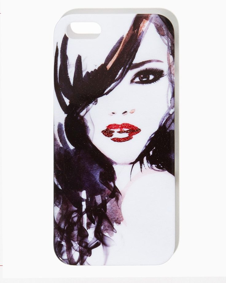charming charlie | Glam Girl iPhone 5/5s Case | UPC: 410007090513 #charmingcharlie