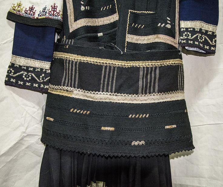 Sarakatsana / detail