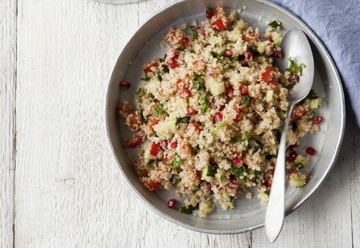 Kvinoa-taboulleh | Koti ja keittiö