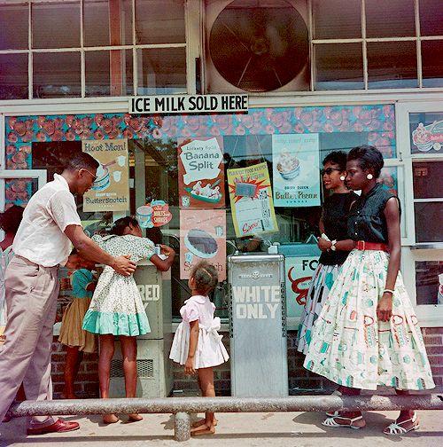 Gordon Parks- Segregated Drinking Fountain, Mobile, Alabama, 1956