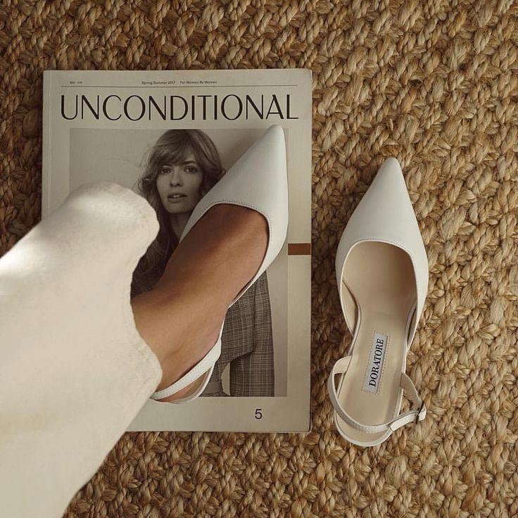 Weekend Shoes ❤️ @ch.phr8ph #doratore #slingba…