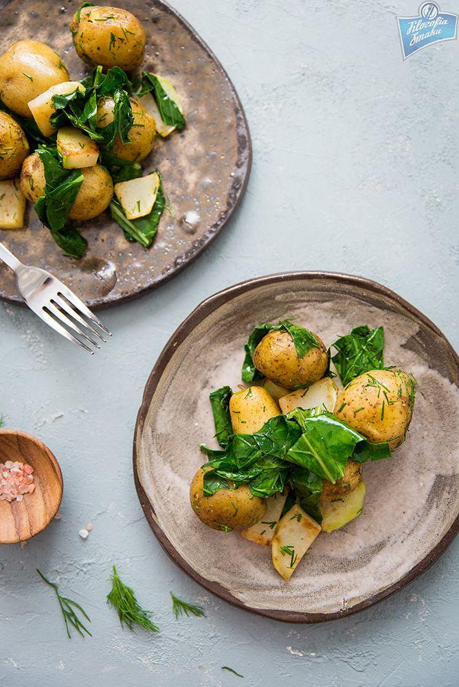 Kalarepka z ziemniakami