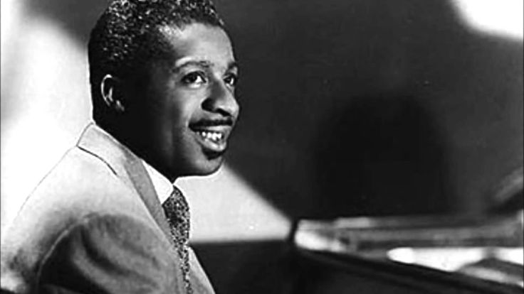 "Erroll Garner, jazz composer  - ""I get ideas from everything. A big color, the sound of water and wind, or a flash of something cool. Playing is like life. Either you feel it or you don't."" (1923 - 1977)"