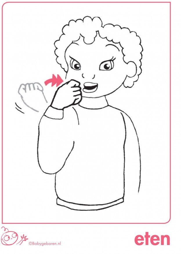 het gebaar voor eten http://www.babygebarenamstelveen.nl/maak-eten-gezellig/
