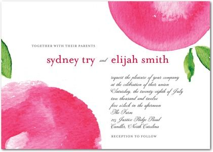 181 best Wedding Invitations images on Pinterest Wedding - wedding invitation samples australia