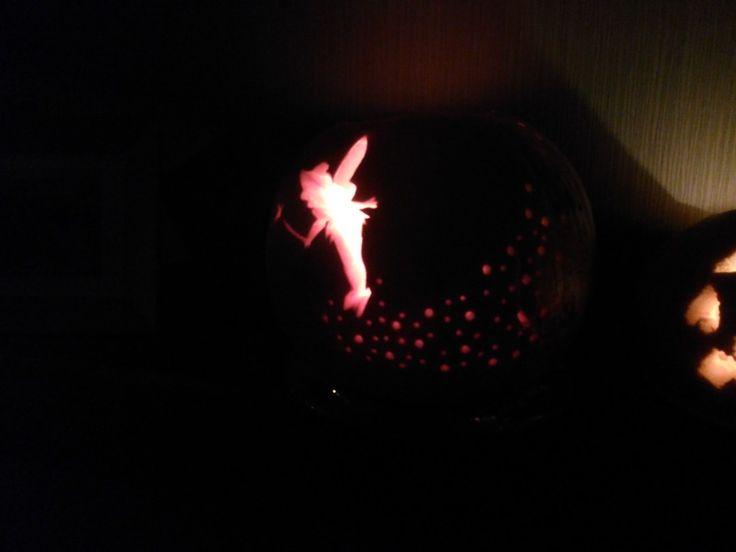 The  Best Tinkerbell Pumpkin Ideas On   Carving