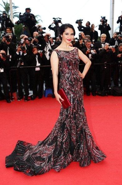 Maudy Koesnaedi - Cannes 2013