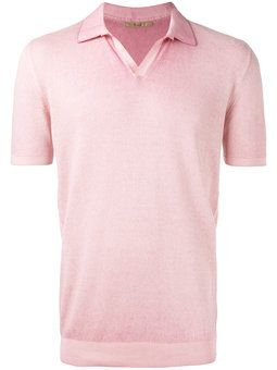 nuur plain polo shirt