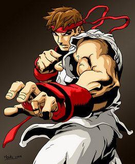 Ryu   Flickr - Photo Sharing!