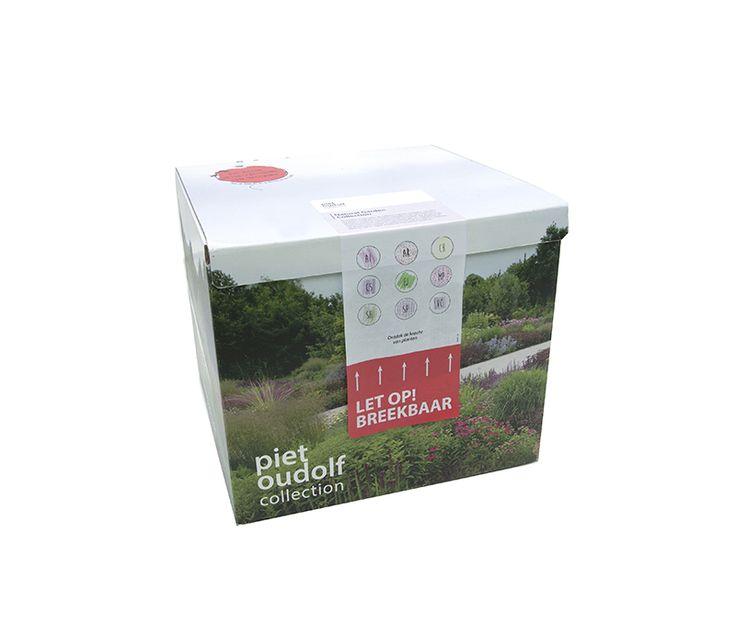 De primeur uit een reeks van collecties is de Natural Garden. Een term die onlosmakelijk aan Piet Oudolf verbonden is. De natuurlijke tuin is kenmerkend voor de tuinontwerpen van Piet Oudolf.