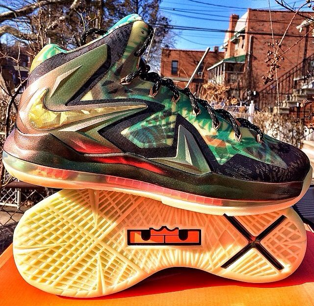 Lebron 10 Championship Pack Reverse 303 best images about ...
