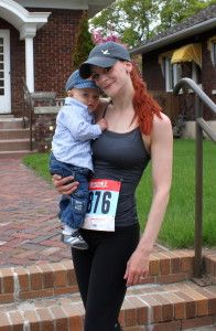 Andrea Perry FIT MOM of January 2014