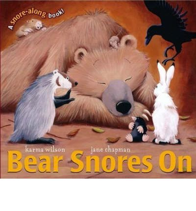 The loveable, sleepy Bear is back - with a 'snore' sound-button!