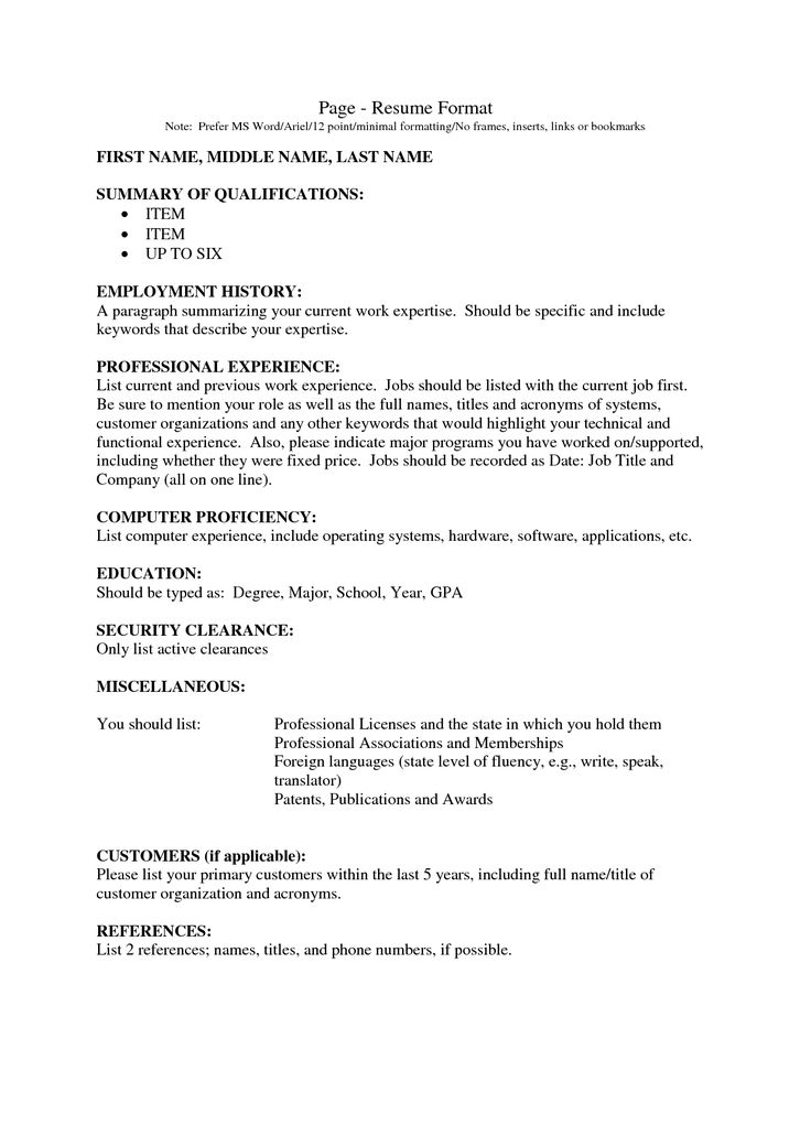 Handyman Resume Objective Samples Examples Making Money At Home - paraprofessional resume