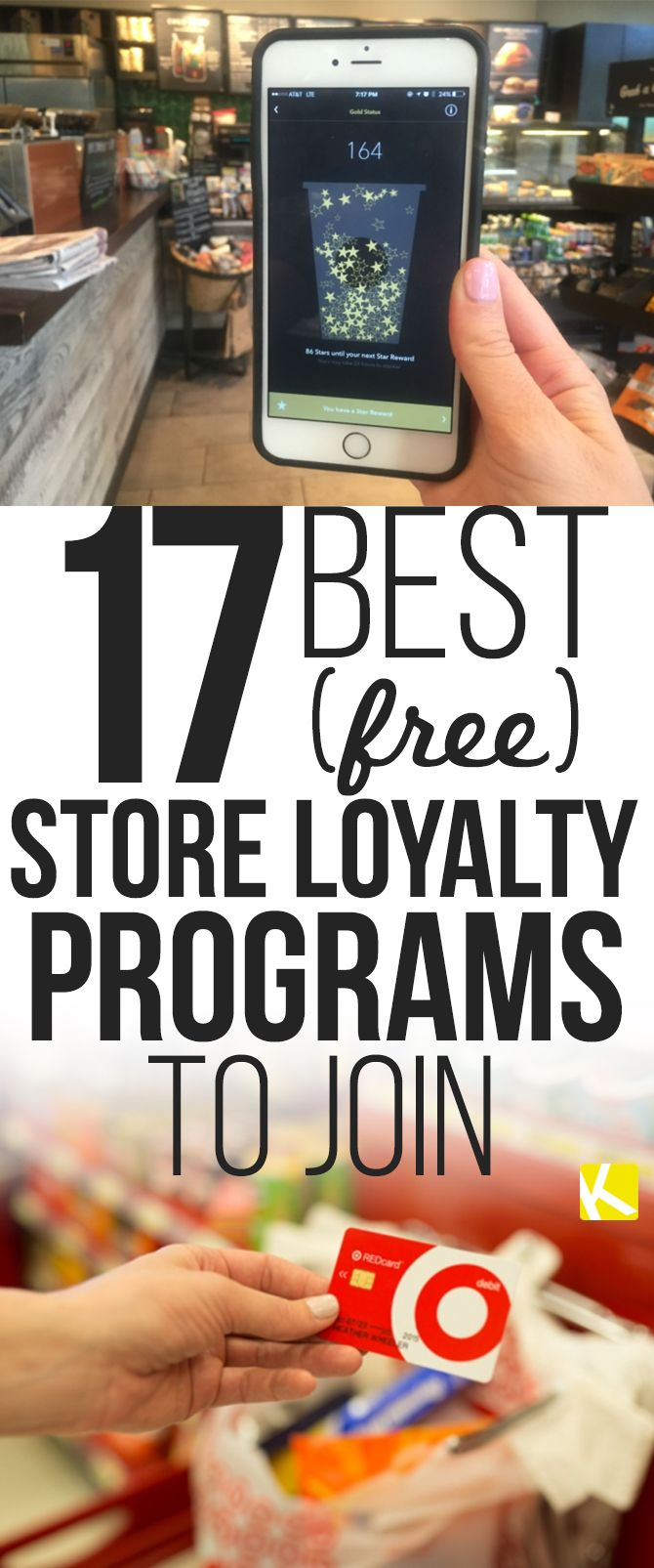 17 best free store loyalty programs to join