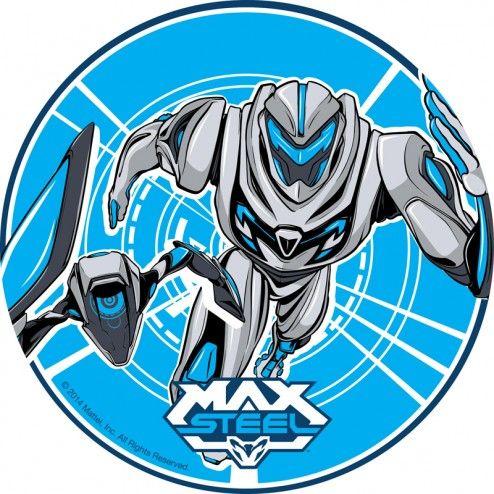 Max Steel Round