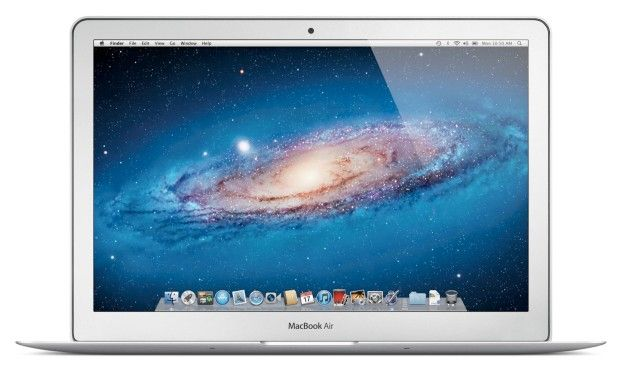 Apple's Redesigned MacBook Air To Get Retina Display