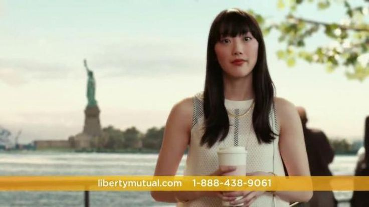 Girl On The Liberty Mutual Commercial Google Search Liberty Mutual Mutual Tv Spot
