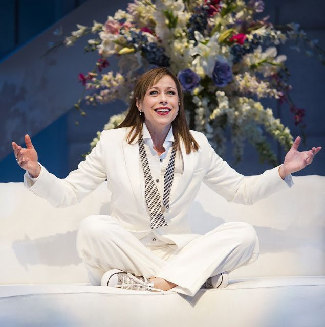 PHX Stages: reviews - AN ACT OF GOD - Arizona Theatre Company