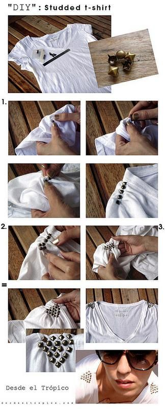 DIY: Clothes & Accessories - Paperblog