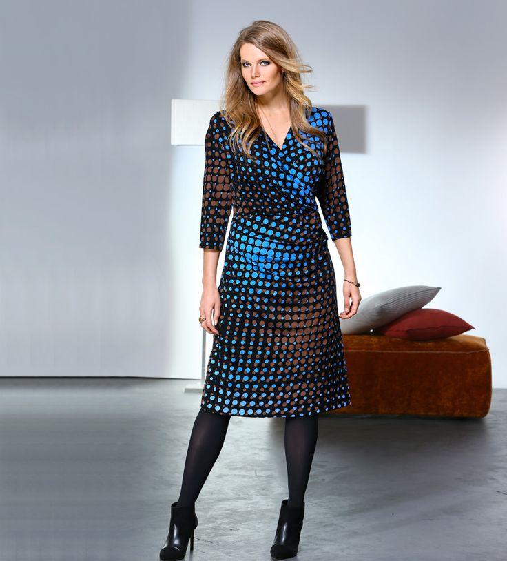 Exklusive Mode in Größen 42bis 64 von selection by Ulla Popken #exklusiv #damenmode #businessmode #plussize #elegant #style #fashion #dress #plussizestyle #kleid