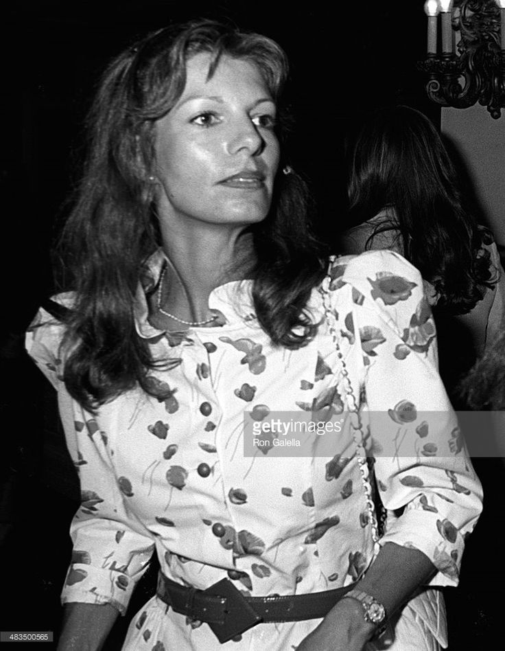Yasmin Aga Khan attends Broadway for Kennedy Campaign Rally on August 10, 1980 at the Shubert Theater in New York City.