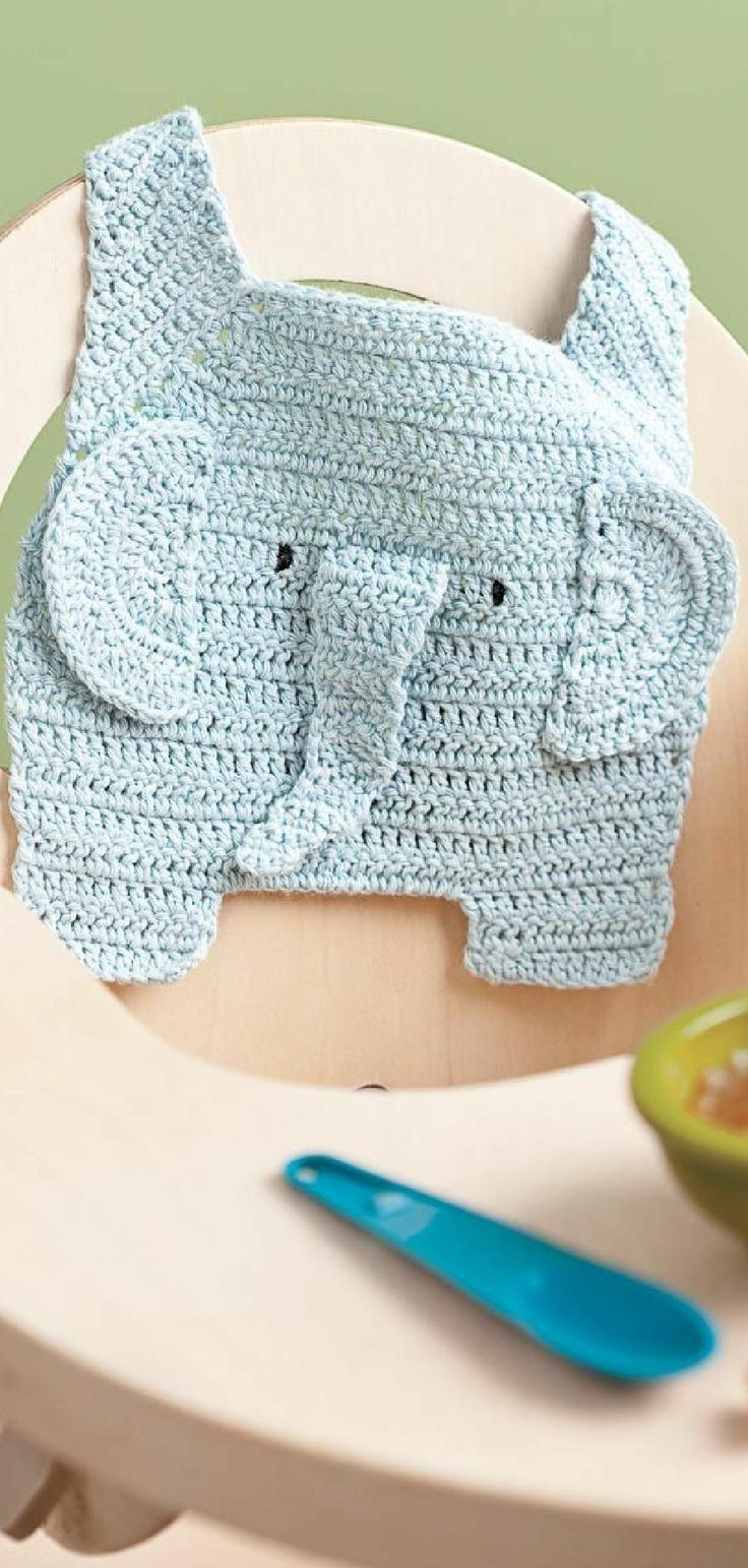 113 best Knit Baby Bibs images on Pinterest | Knitted baby, Baby ...