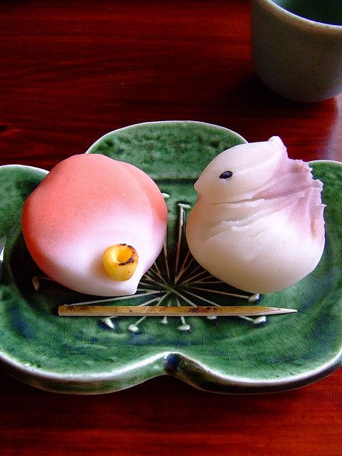 more beautiful wagashi