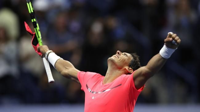 Del Potro upsets Federer to progress to US Open semi against Nadal - NEWS.com.au #757Live