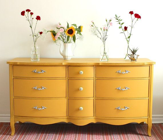 Best 25 Yellow Couch Ideas On Pinterest: Best 25+ Yellow Dresser Ideas On Pinterest