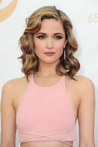 Ride the Wave: The Best Retro Curls at the Emmys - Rose Byrne