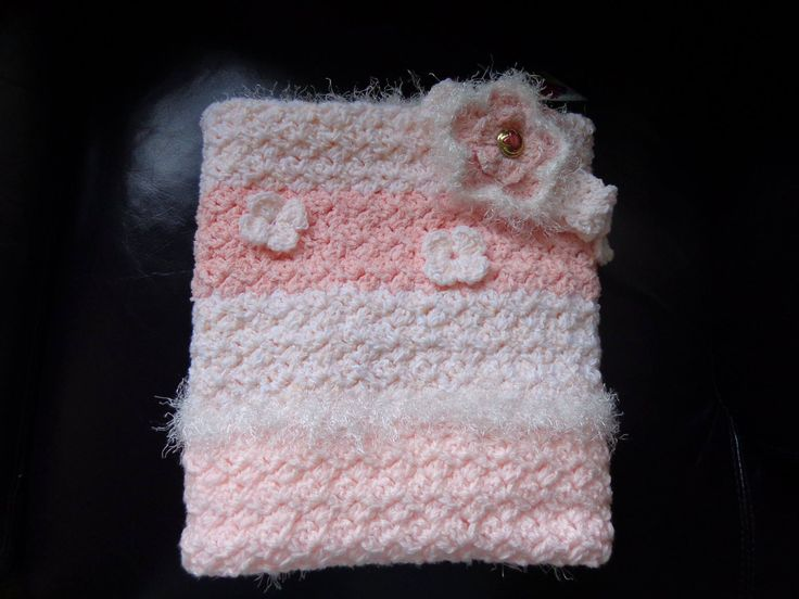 crochet baby blanket by Crochet Gifts by Azita