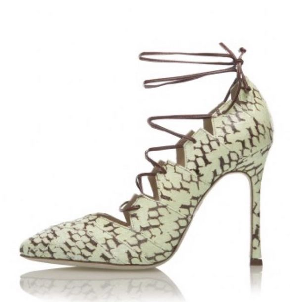 Yep! We're *obsessed* with Chelsea Paris and rightly so! We absolutely loooove these 'Dylan' heels <3  http://www.chelseaparis.com/dylan.html