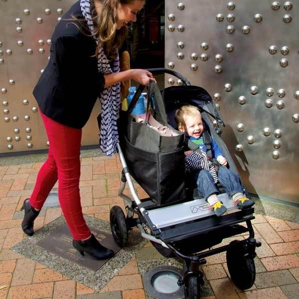 Mountain Buggy joins the double pram revolution with the Joey