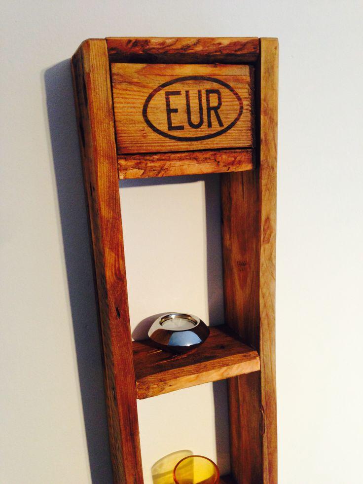 1000 idee n over regal aus europaletten op pinterest. Black Bedroom Furniture Sets. Home Design Ideas