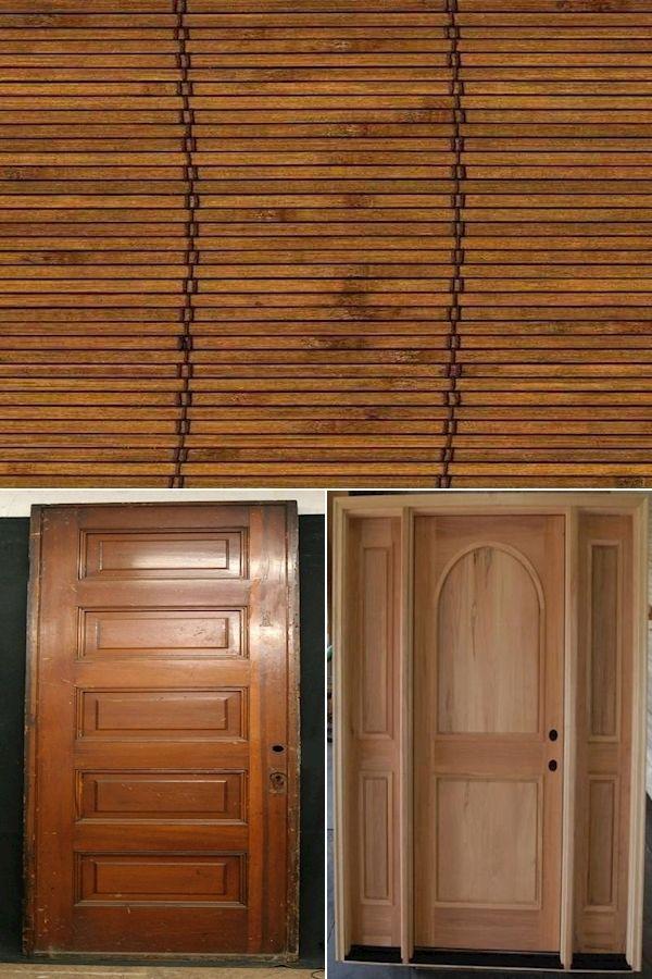 Exterior Wood Doors White Bedroom Door Interior French Doors Lowes In 2020 Wood Exterior Door French Doors Interior Wood Doors Interior