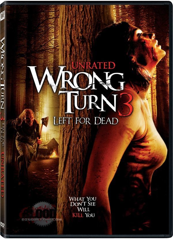 hollywood movie wrong turn part 3