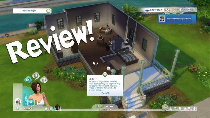 The Sims 4 Console Review [PS4]
