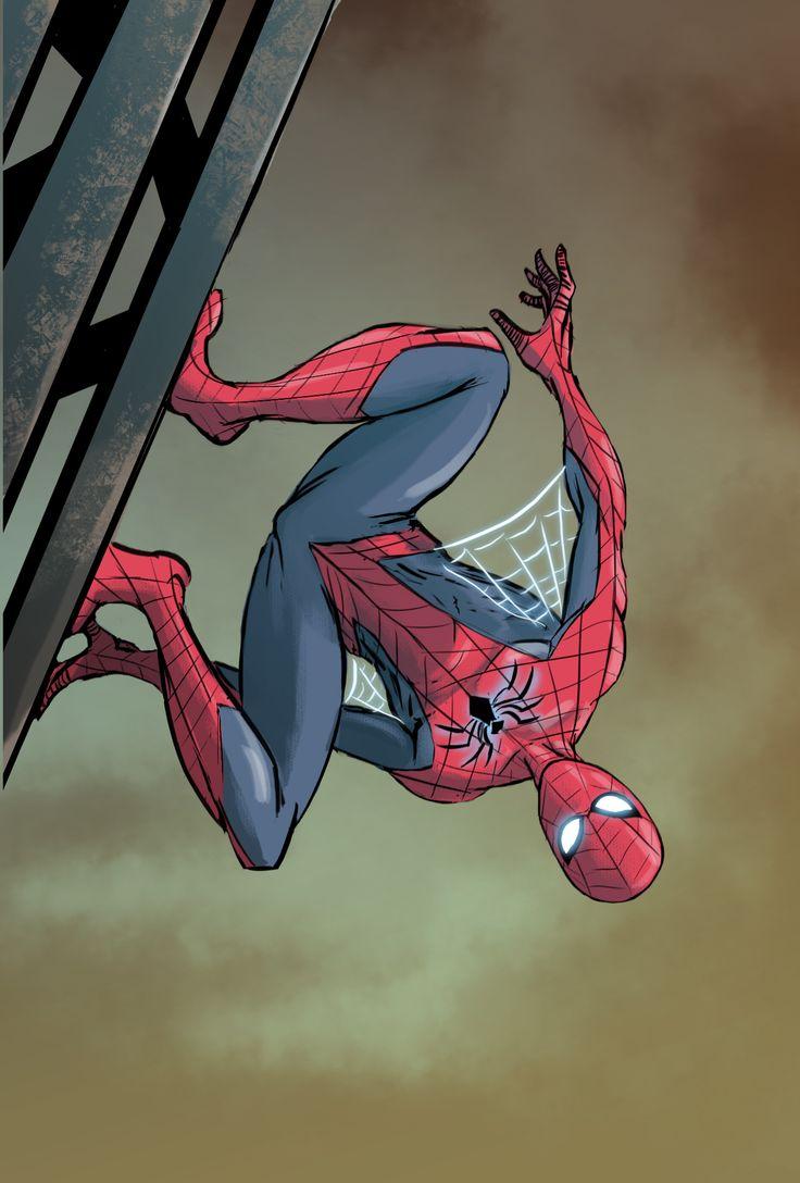 spider man new suit