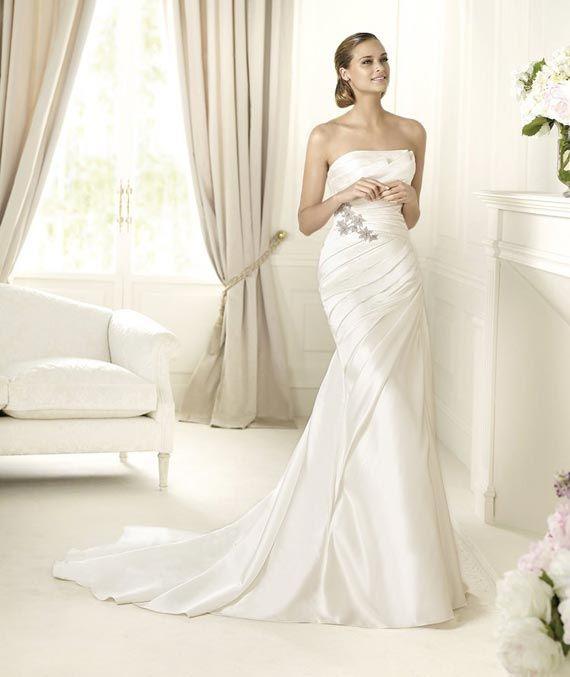 17 besten wedding gowns Bilder auf Pinterest | Hochzeitskleider ...