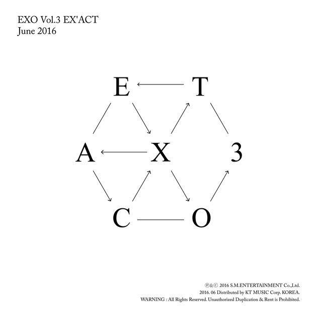 exo album cover