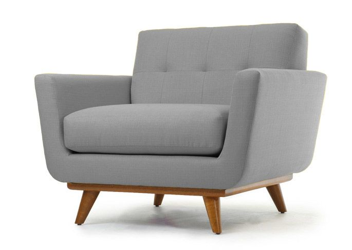 I accidentally found a site that's able to fulfill all of my Mad Men fantasies. Nixon Chair - Thrive Furniture