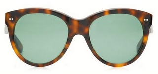 Oliver Goldsmith Manhattan c.Dark Tortoiseshell Sunglasses - the exact glasses Audrey Hepburn