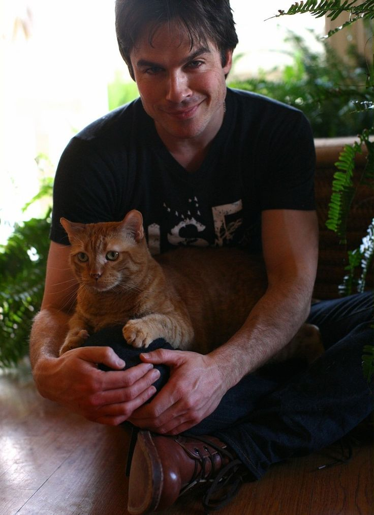Ian Somerhalder is officially opening an animal sanctuary through his Ian Somerhalder Foundation http://www.justjared.com/2014/08/07/ian-somerhalder-reveals-his-brand-new-baby-the-isf-sanctuary-project-exclusive/