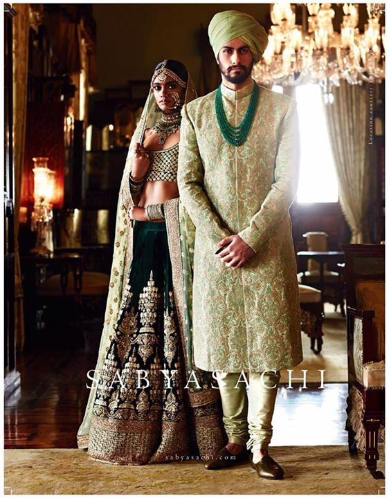 Sabyasachi Campaign. Editorial August 2015. Heritage Bridal Jewellery by Kishandas & Co for Sabyasachi.