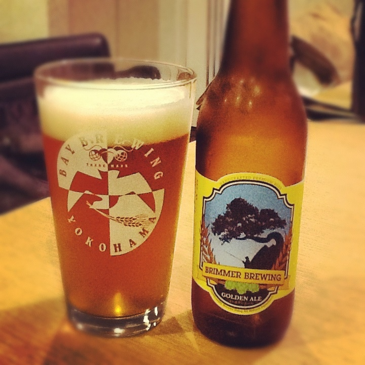 BRIMMER BREWING GOLDEN ALE
